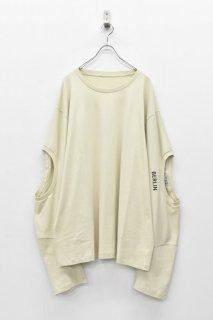 INFANONYMOUS / Berlin T-shirt - BEIGE