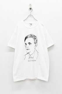 INFANONYMOUS / TURING S/S T-shirt - WHITE