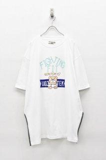 NON TOKYO / ベアービッグTシャツ - WHITE