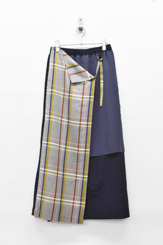 ohta / check skirts
