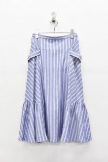 YUKI SHIMANE / Sharon Skirt - STRIPE