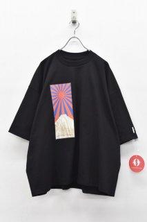 elephant TRIBAL fabrics / FAT T - BLACK