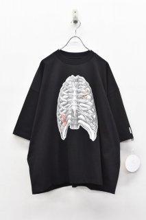 elephant TRIBAL fabrics / FAT T 001 - BLACK