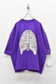 elephant TRIBAL fabrics / FAT T 001 - PURPLE