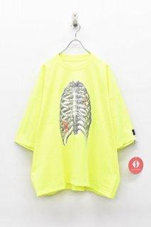 elephant TRIBAL fabrics / FAT T 001 - FLUORESCENCE YELLOW