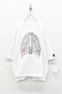 elephant TRIBAL fabrics / FAT T 001 - WHITE