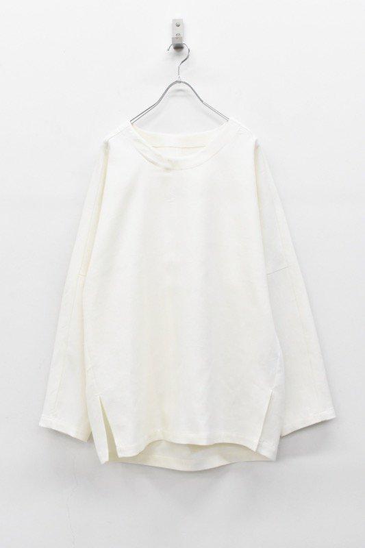 YANTOR / 6ply Khadi Pullover - WHITE
