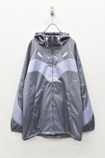 <先行予約> chloma / Y2Kジャケット - リキッドネイビー