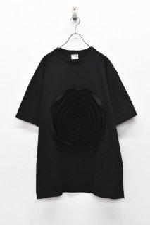 INFANONYMOUS / 3D Target T-shirt - BLACK