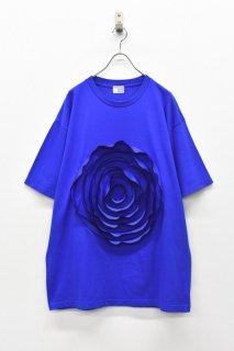 INFANONYMOUS / 3D Target T-shirt - BLUE