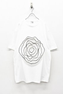 INFANONYMOUS / 3D Target T-shirt - WHITE