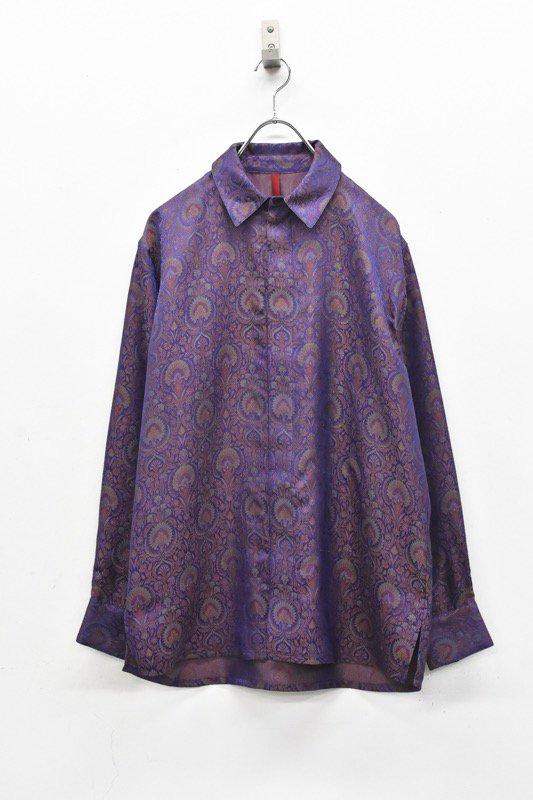 YANTOR / Peacock Silk Shirts