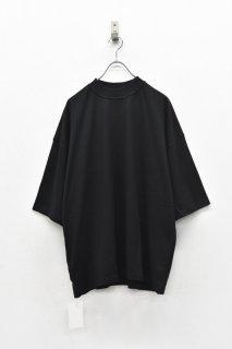 elephant TRIBAL fabrics / Inside Out Fat T - BLACK