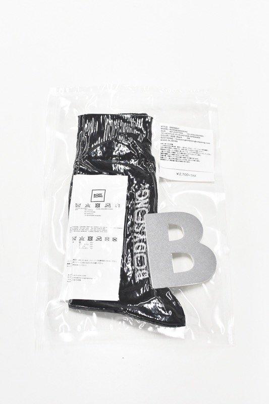 BODYSONG. / BUSINESSSOCKS - BLACK