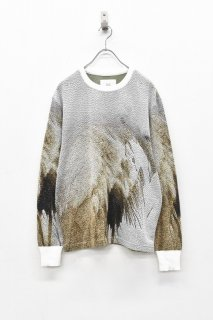 HATRA / Syn Feather Sweater - TOKI