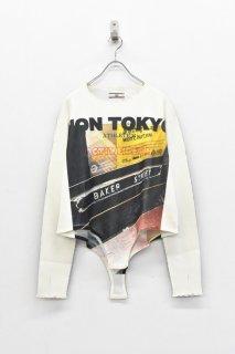 NON TOKYO / リブボディスーツ