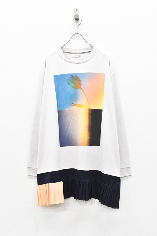 YEAH RIGHT!! / WIDE OP - OFF WHITE