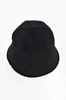 elephant TRIBAL fabrics / Sailor Hat - BLACK