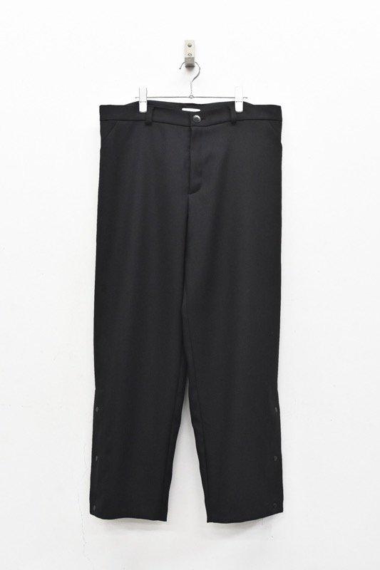 FOOF / Track Pants - BLACK