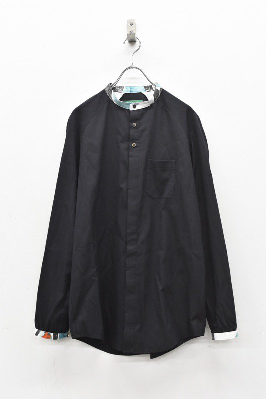 ohta /  black raglan shirts