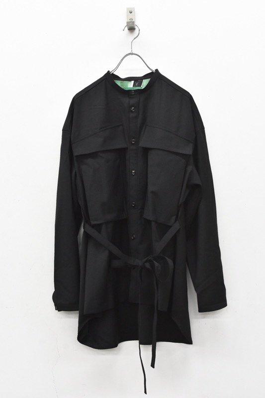 ohta /  black shirts jacket