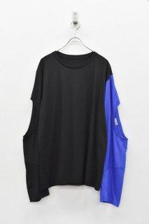 INFANONYMOUS / Manchester T-shirt - BLACK