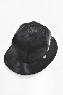 先行予約 prasthana / royal leather crew hat