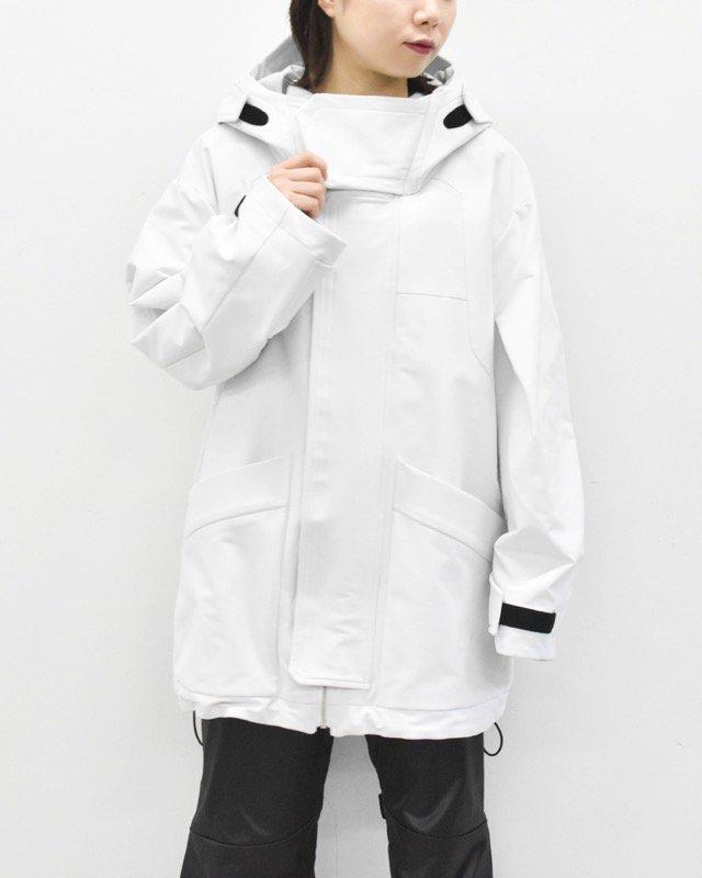 chloma / ディストピアコート - ホワイト