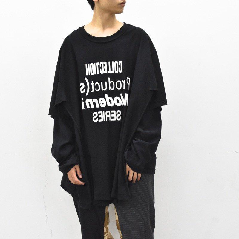 先行予約 BODYSONG. / Two-layerT-shirt
