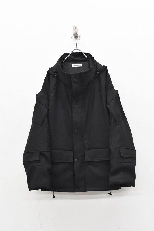 FOOF / Field jacket - BLACK