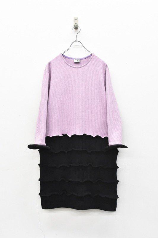 INFANONYMOUS / Abacus Dress - LAVENDER