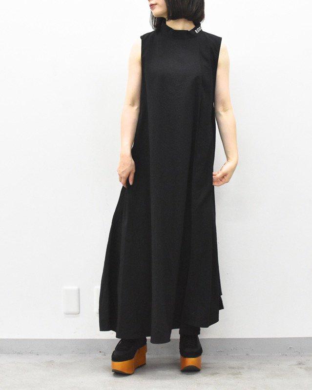 先行予約 RIDDLEMMA / Shape dress - BLACK