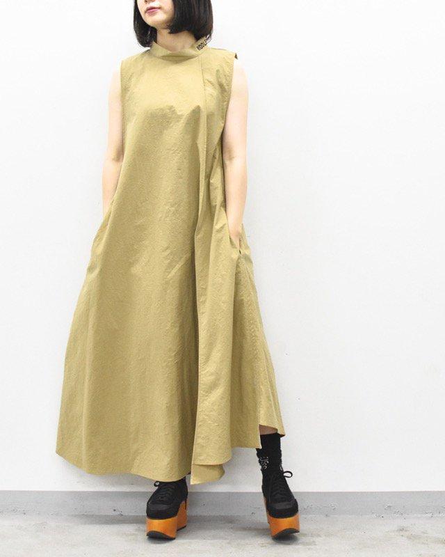 先行予約 RIDDLEMMA / Shape dress - BEIGE