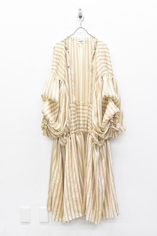 HOUGA / dress-up robe