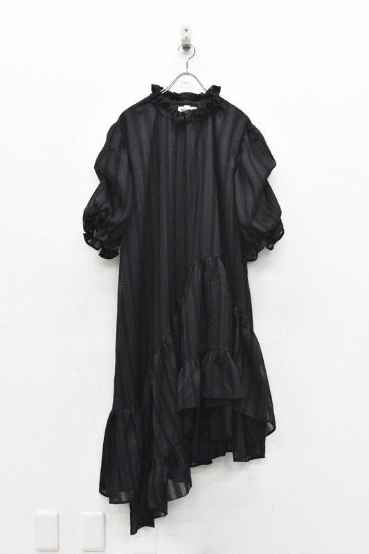 HOUGA / emily dress - NAVY