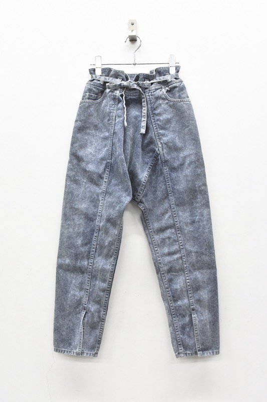 HATRA / Knot Denim - POWDER BLEACH