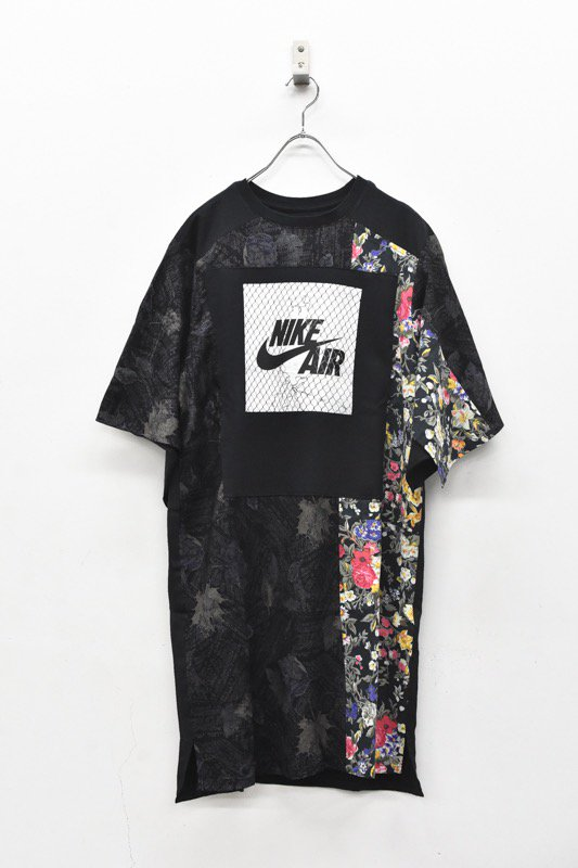 YEAH RIGHT!! / FLORAL SWITCHING OP - BLACK