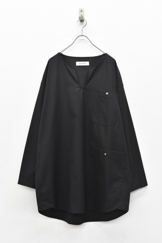 prasthana / long sleeper gen2 - BLACK