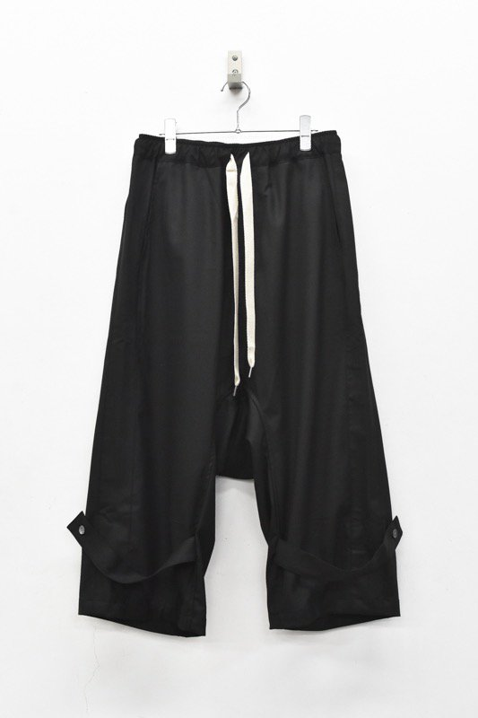 prasthana / passive modulation pants - BLACK