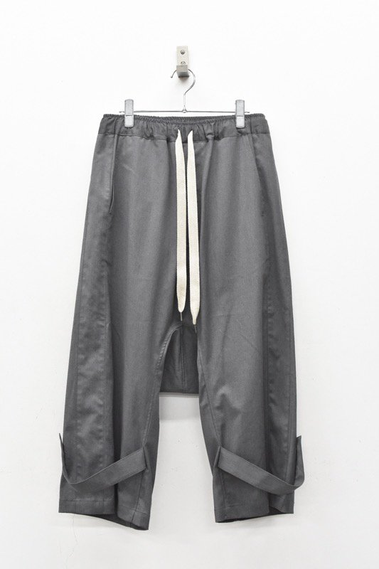 prasthana / passive modulation pants - CHARCOAL