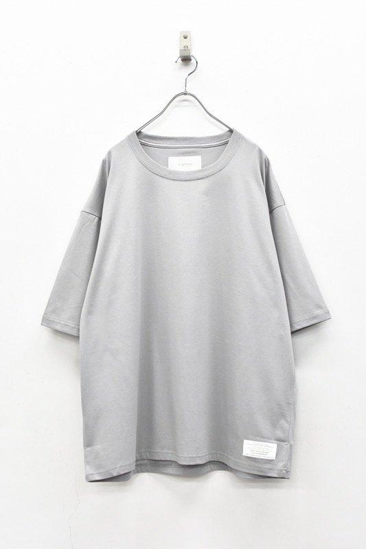 prasthana / C/S classic short sleeve - GRAY