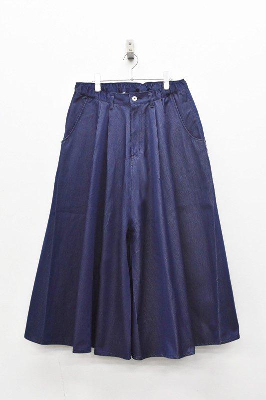 STOF / Word Selvage Hakama Pants- BLUE