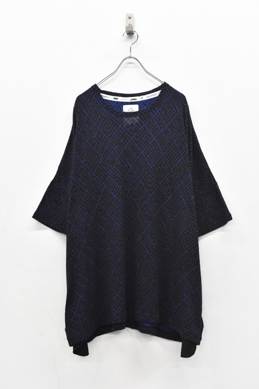 STOF / Fourth JQ T-shirts - BLACK