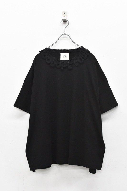 STOF / Too Dope Knit Tee - BLACK