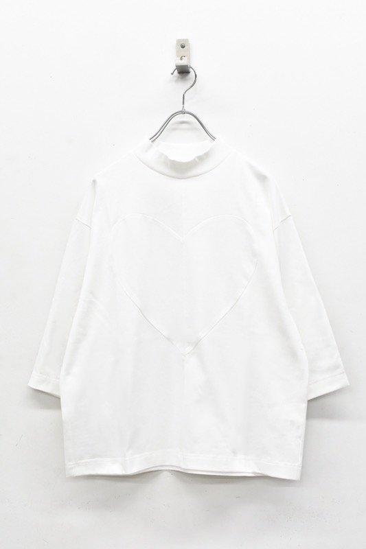 youmolaugh / ドッキンコ7分袖Tシャツ - OFF