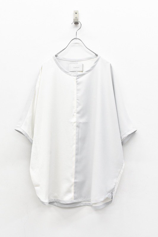 prasthana / slick shirt discord - OFF WHITE