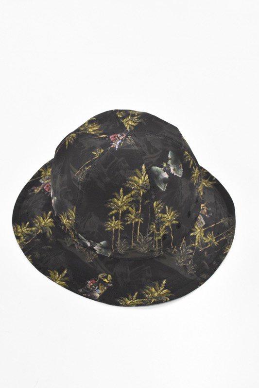 STOF / After War Aloha Safari Hat - BLACK