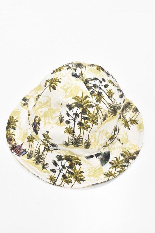 STOF / After War Aloha Safari Hat - WHITE
