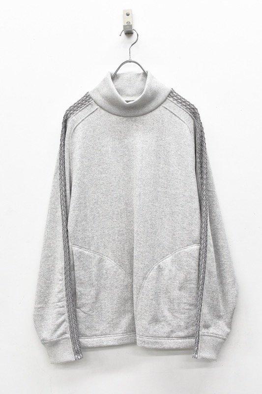 HATRA / Nace Line Sweat Shirt - GREY