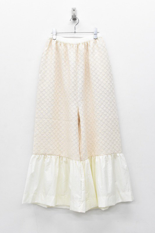 HOUGA / Poppy pants - WHITE